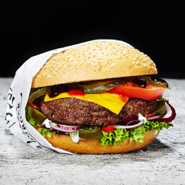 Burger Ostry