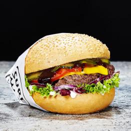 Burger Specjal